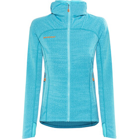 Mammut Eiswand Guide ML Hooded Jacket Damen arctic
